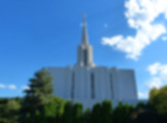 SalT Lake City Jordan River Temple