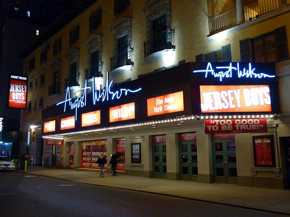 New-York - Broadway - August Wilson Theater