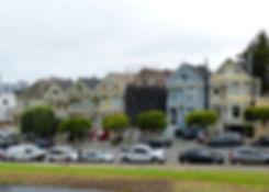 San Francisco Six Painted Ladies