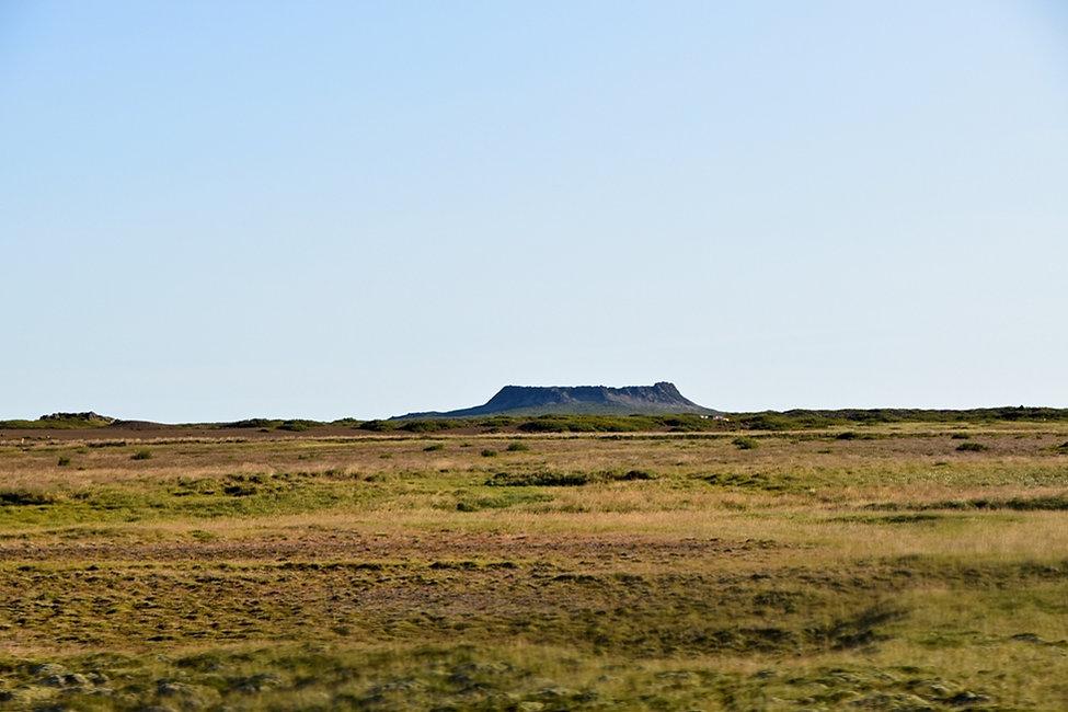 islande Eldborg cratère