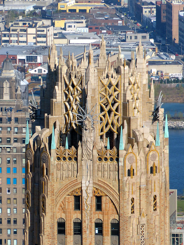 New-York - General Electric Building