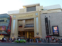 Hollywood Boulevard Dolby Theatre