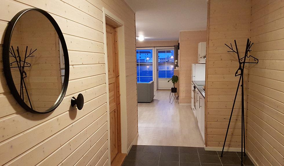 Norvège - Lofoten - Moskenesøya - Eliassen Rorbuer - Appartement