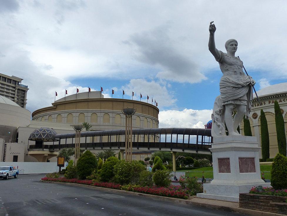 Las Vegas Caesars Palace Colosseum
