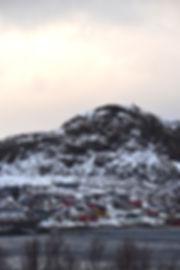 Norvège - Senja - Mefjordvær