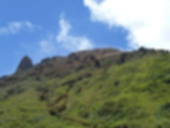 Guadeloupe - Soufrière sommet