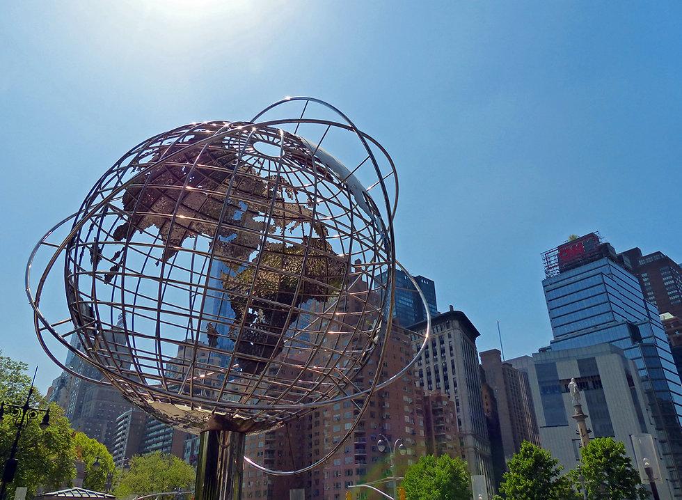 New-York - Columbus Circle