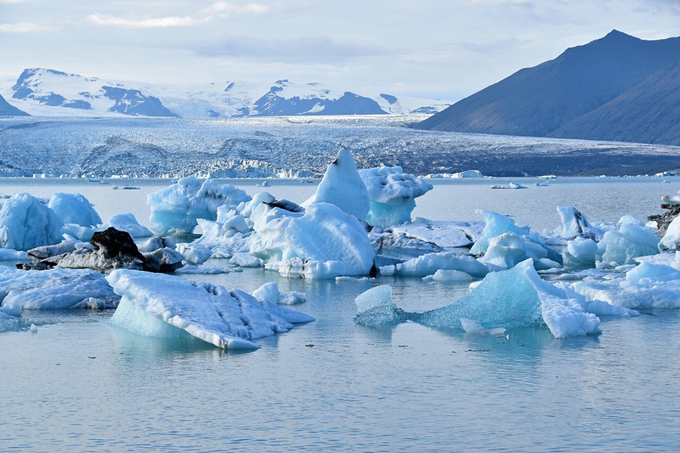 Jokulsarlon Jökulsárlón iceberg