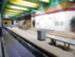 Universal Studios Hollywood studio tour metro