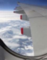 Survol Groenland avions A380