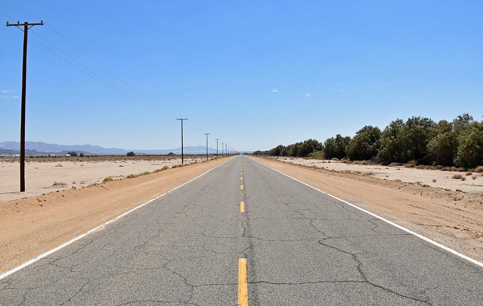 Ouest Américain - Californie - Route 66