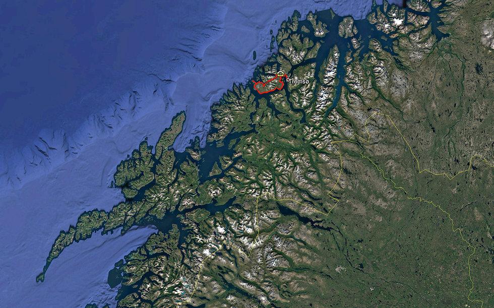 Rodtrip Tromso - Lofoten