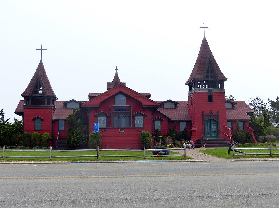 Southampton - St Andrew Dune Church