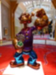Las Vegas Wynn popeye