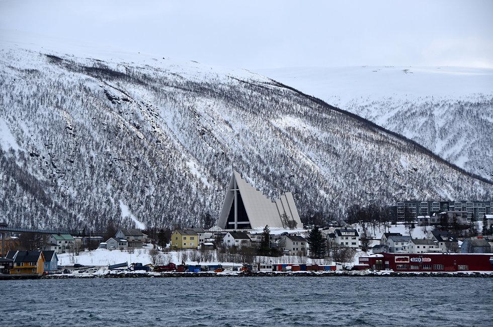 Norvège - Tromsø - Cathédrale Arctique