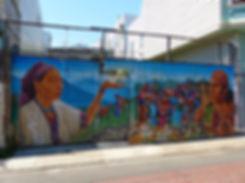 San Francisco - Balmy Alley