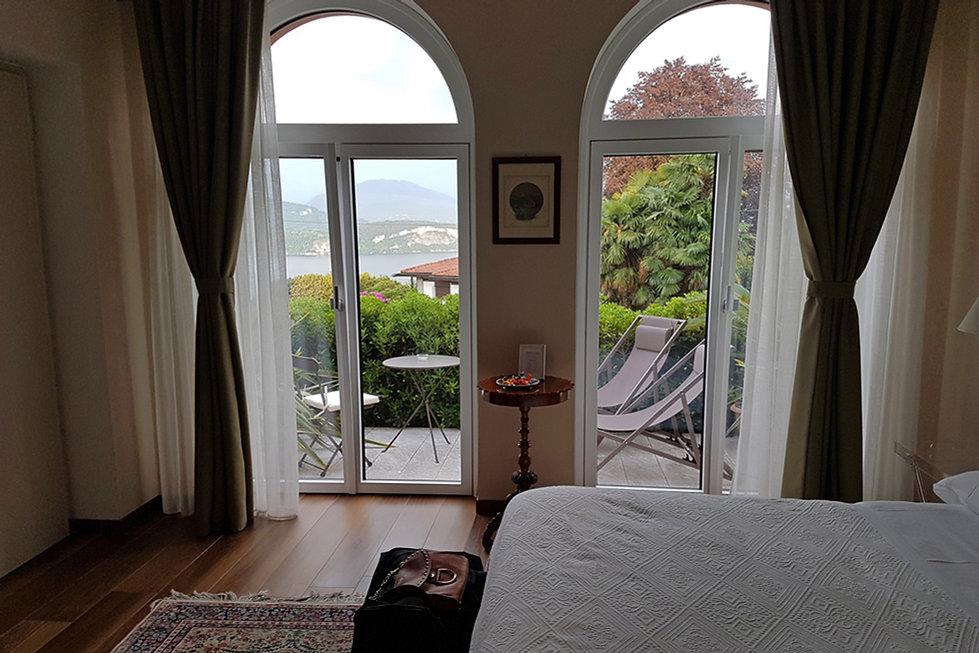 Italie Stresa Villa Rubino B&B chambre