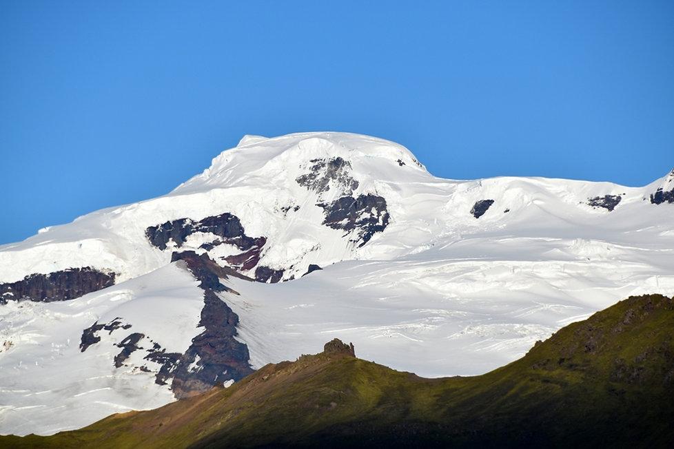 Hvannadalshnjúkur vatnajokull islande iceland summit
