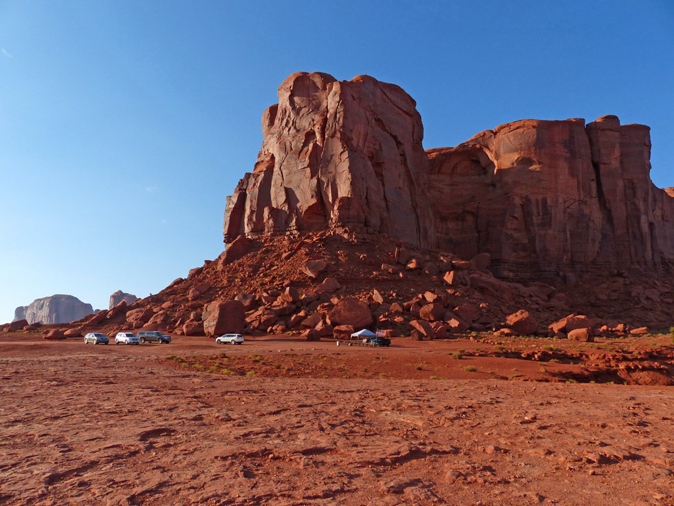 Monument Valley drive