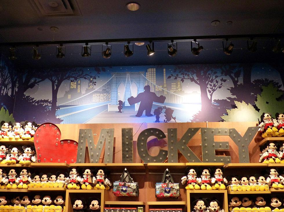 New-York - Times Square - Disney