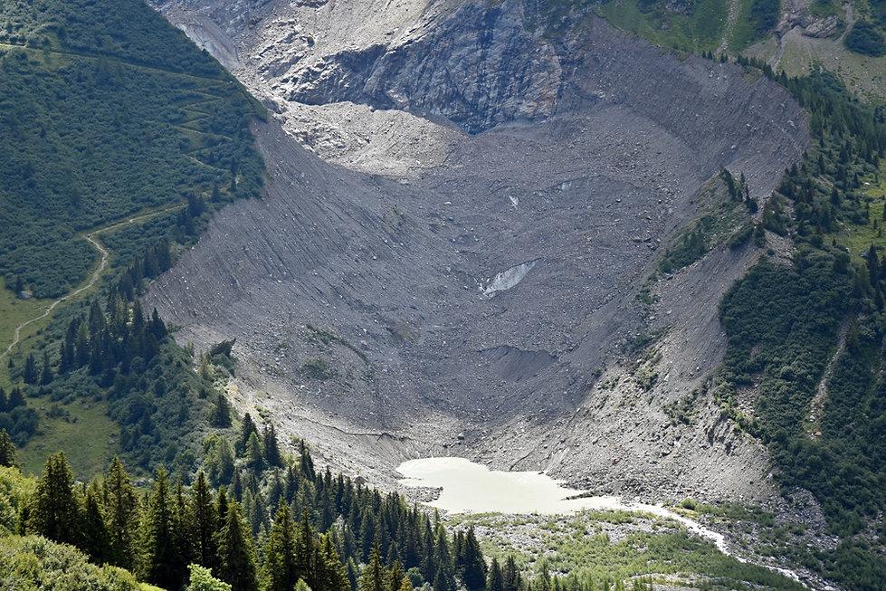 Chamonix - les Houches - randonnée - Mont Lachat - glacier de bionnassay