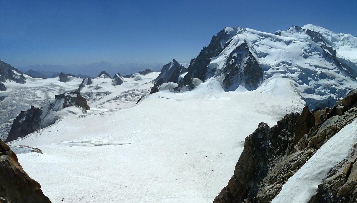 Chamonix - Aiguille du Midi - Vallée Blanche