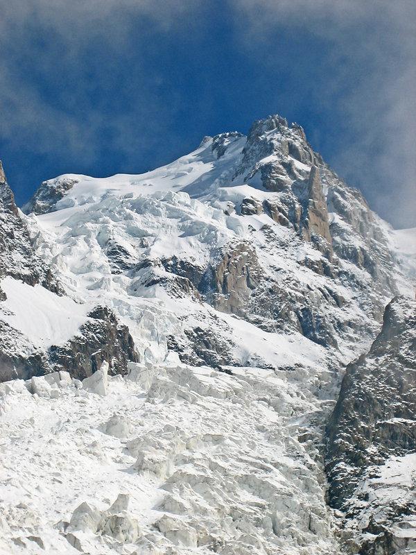 Chamonix - Randonnée La Jonction - Mont Maudit