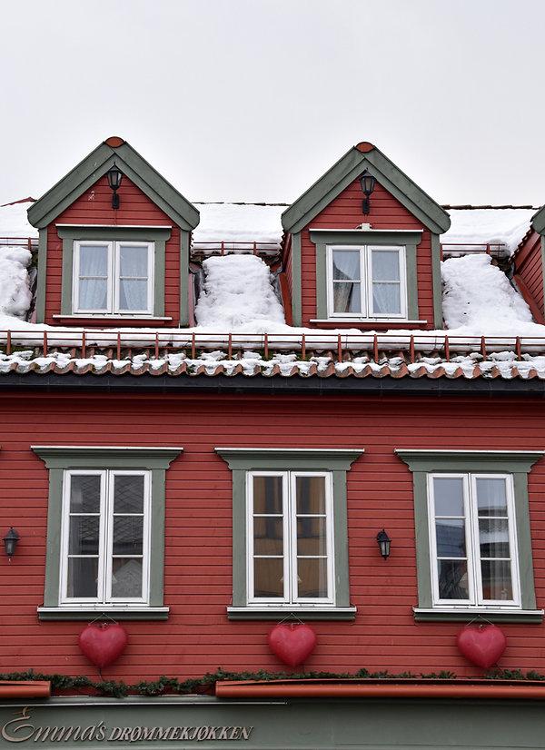 Norvège - Tromsø - Storgata