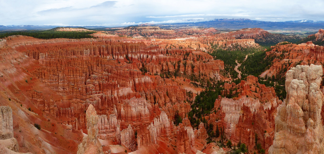 Bryce Canyon National Park Inspiratin Point