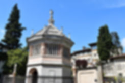 Bergame Citta Alta Batistère