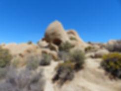 Joshua Tree National Park Skull Rock