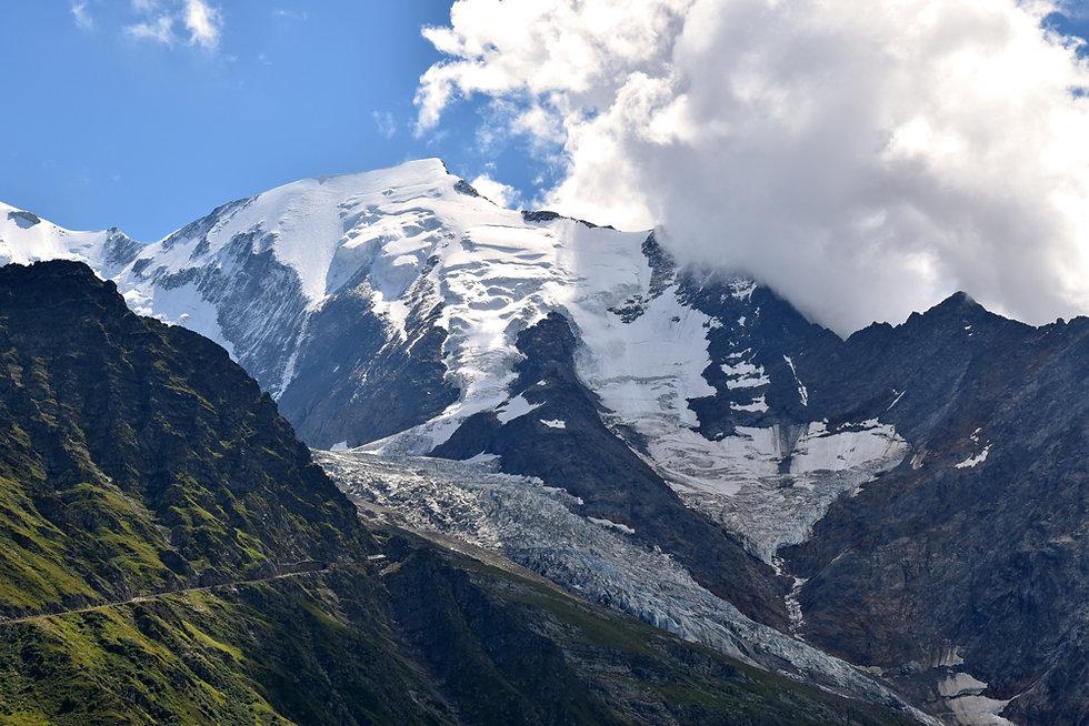 Chamonix - les Houches - randonnée - Mont Lachat - aiguille de bionnassay