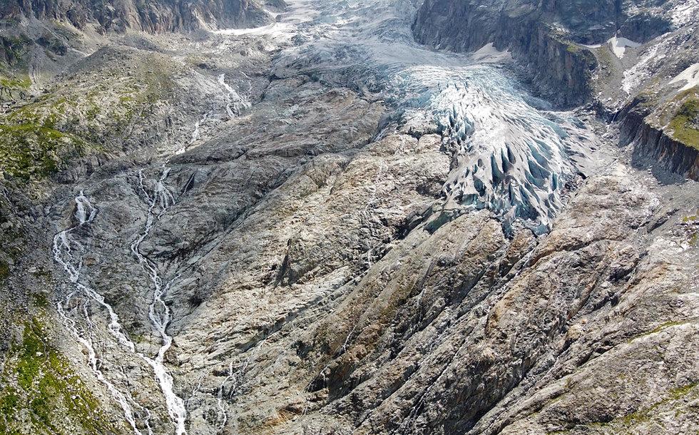 Randonnée - Bisse du Trient - Glacier du Trient - Suisse