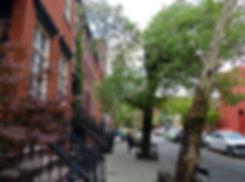 New-York - Greenwich Village