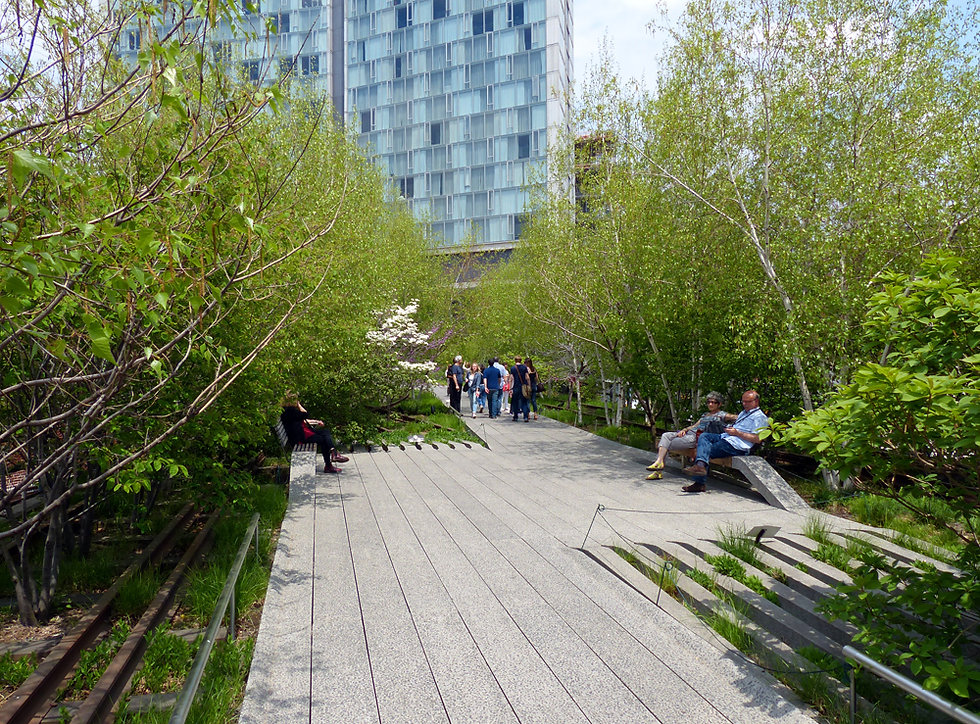 New-York - High Line