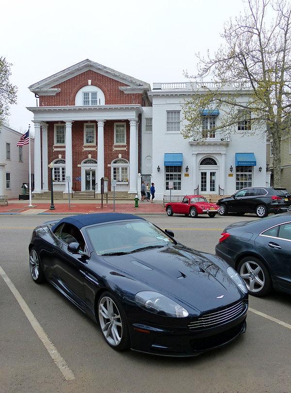 Southampton - Aston Martin