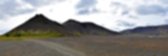 islande F335 paysage lunaire volcans