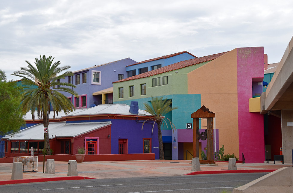 Tucson - Placita Village