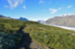 Skaftfell Skaftafellsjökull islande iceland