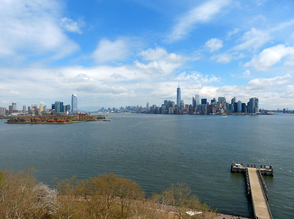 New-York - Liberty Island