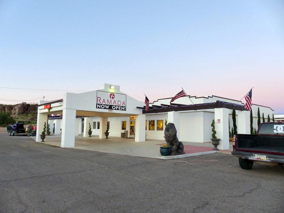 motel ramada kingman