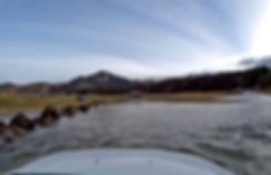 piste f208 landmannalaugar gué duster