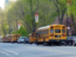 New-York - School bus