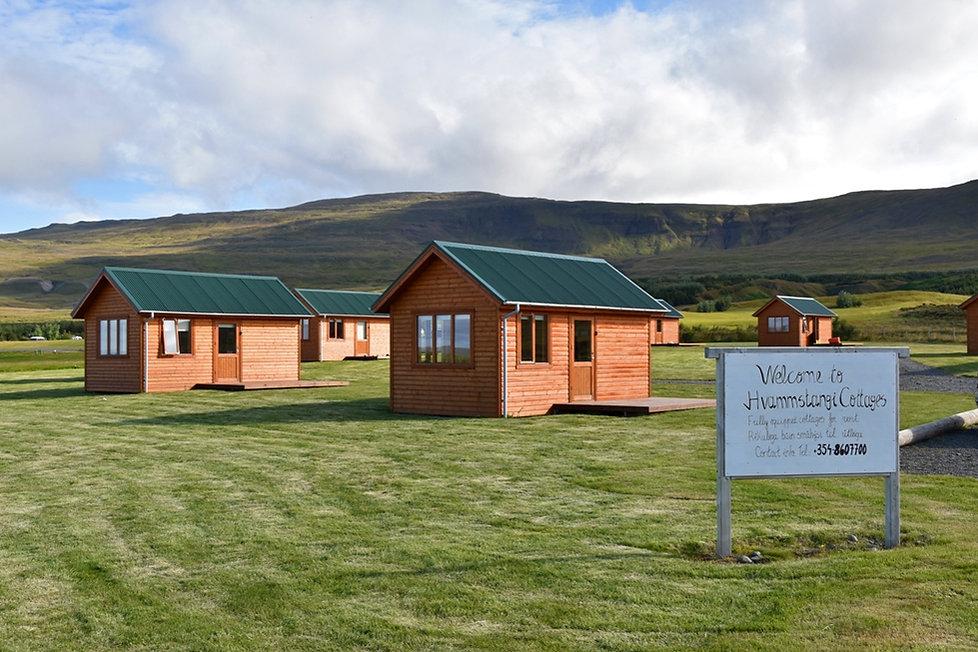 Islande Hvammstangi cottages