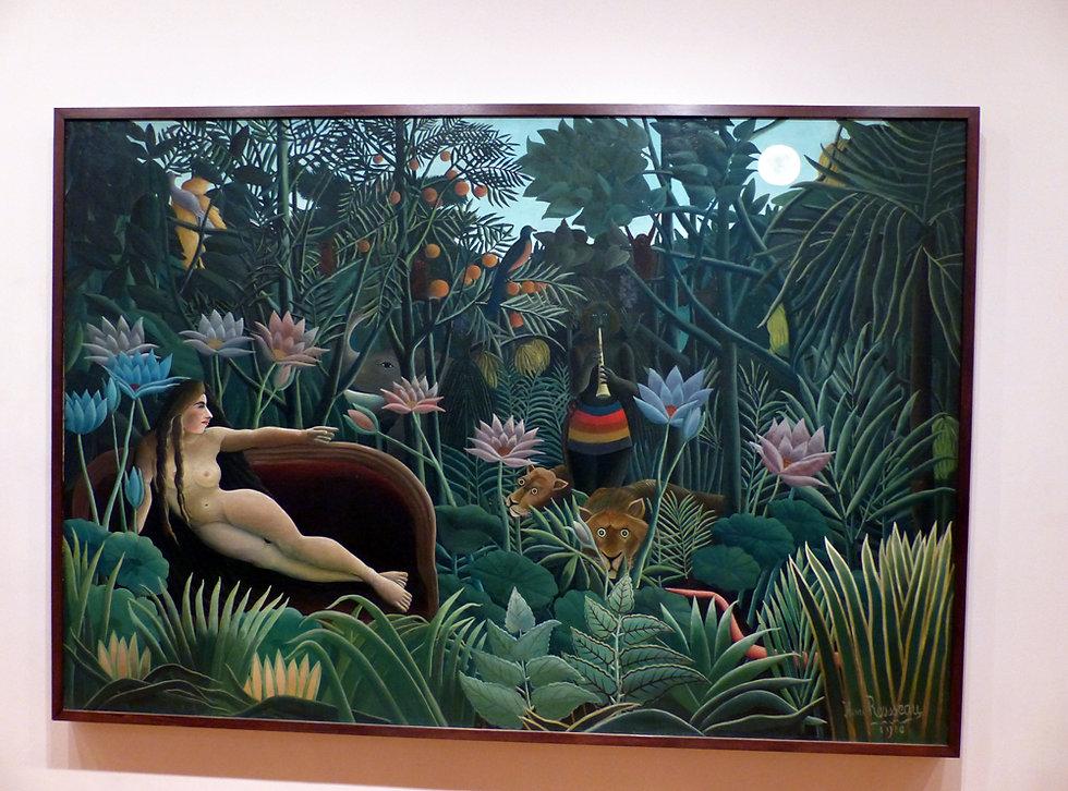 New-York - MOMA - Le rêve