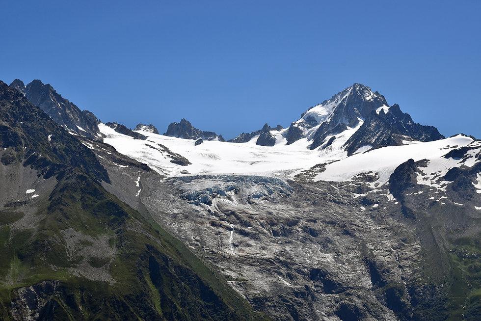 Chamonix - Aiguillette des Posettes - Glacier du Tour