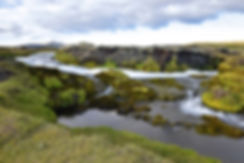 iceland islande f208 rivière river