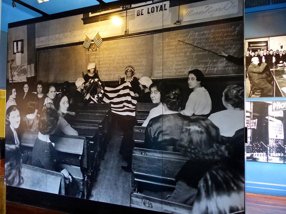 New-York - Ellis Island