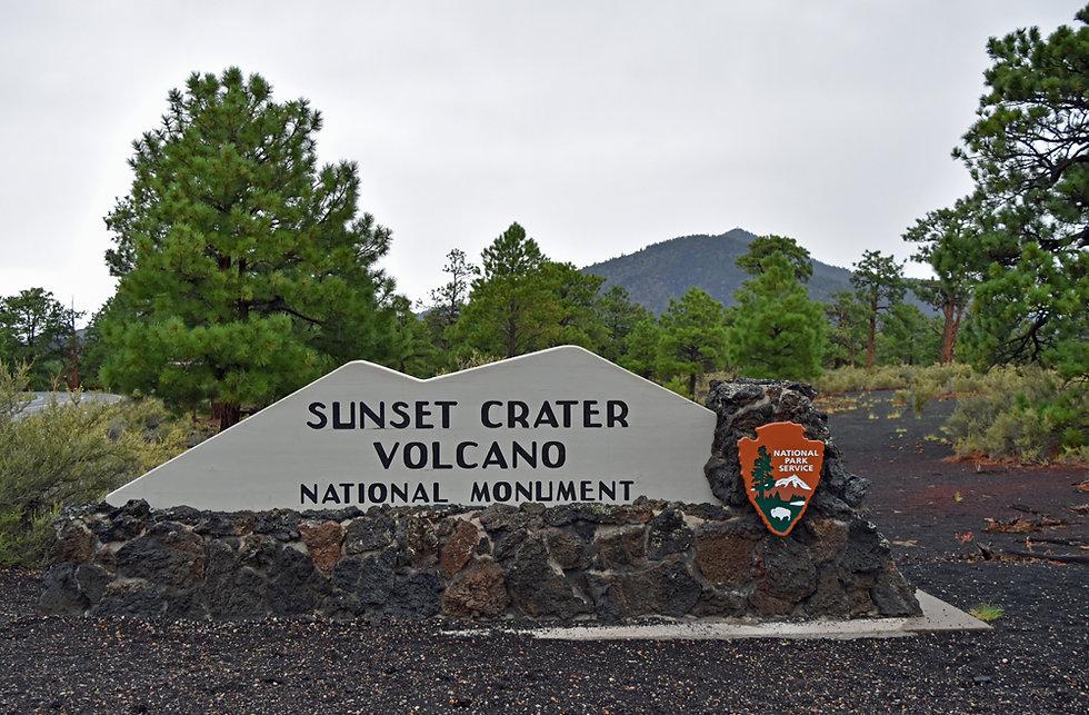 Arizona - Sunset Crater Volcano National Monument