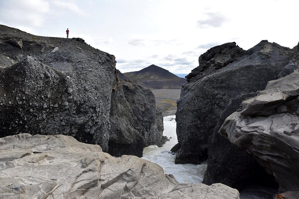 islande F335 lac Hagavatn gorgs